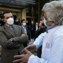 ΝΕΑ ΕΙΔΗΣΕΙΣ (Τσίπρας: Η κυβέρνηση ούτε μπορεί αλλά ούτε θέλει να ενισχύσει το ΕΣΥ)