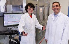 ΝΕΑ ΕΙΔΗΣΕΙΣ (Το ζευγάρι των Τούρκων ερευνητών πίσω από το εμβόλιο των Pfizer και BioNTech)