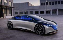 ΝΕΑ ΕΙΔΗΣΕΙΣ (Mercedes-Benz: Προετοιμάζεται για τη μετάβαση στα ηλεκτρικά μοντέλα)