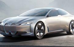 ΝΕΑ ΕΙΔΗΣΕΙΣ (BMW i7: Η ηλεκτρική 7άρα που ανταγωνίζεται την επερχόμενη Mercedes-Benz EQS)