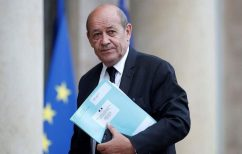 ΝΕΑ ΕΙΔΗΣΕΙΣ (Γάλλος ΥΠΕΞ στην Τουρκία: Αν δεν αλλάξει στάση όλες οι επιλογές βρίσκονται στο τραπέζι)
