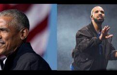 ΝΕΑ ΕΙΔΗΣΕΙΣ (Μπαράκ Ομπάμα: Δίνει την έγκριση του στον Drake να τον υποδυθεί)