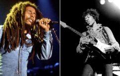 ΝΕΑ ΕΙΔΗΣΕΙΣ (Σε δημοπρασία οι κιθάρες των Μπομπ Μάρλεϊ και Tζίμι Χέντριξ)