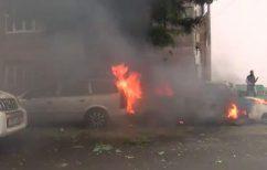 ΝΕΑ ΕΙΔΗΣΕΙΣ (Ναγκόρνο Καραμπάχ: Αρμένιοι πυρπολούν τα σπίτια τους προτού τα χωριά τους περάσουν στον έλεγχο του Αζερμπαϊτζάν)
