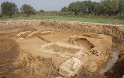 ΝΕΑ ΕΙΔΗΣΕΙΣ (Eφορεία Αρχαιοτήτων Ηλείας: Βρέθηκαν οκτώ τάφοι 4ου και 2ου πΧ αιώνα σε οικόπεδο)
