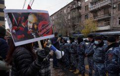 ΝΕΑ ΕΙΔΗΣΕΙΣ (Al Jazeera: Εκατοντάδες διαδηλωτές στην Αρμενία αντιδρούν για την μη παραίτηση του Πασινιάν)