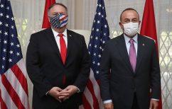 ΝΕΑ ΕΙΔΗΣΕΙΣ (Παράπονα Τσαβούσογλου στον Πομπέο για τις κυρώσεις των ΗΠΑ)