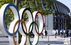 ΝΕΑ ΕΙΔΗΣΕΙΣ (Τόκιο 2021: Χωρίς εθελοντές από το εξωτερικό οι Ολυμπιακοί Αγώνες)
