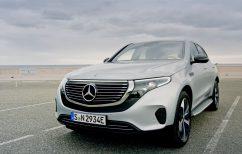 """ΝΕΑ ΕΙΔΗΣΕΙΣ (Mercedes EQC: Έρχεται με ηλεκτρικό κινητήρα για να """"οργώσει"""" τα βουνά)"""