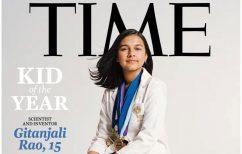 ΝΕΑ ΕΙΔΗΣΕΙΣ (TIME: Μια εφευρέτρια 15 ετών το πρώτο «Παιδί της Χρονιάς»)