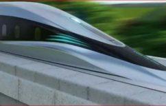 ΝΕΑ ΕΙΔΗΣΕΙΣ (Στην Κίνα φτιάχνεται τρένο που πηγαίνει με 1000χλμ/ωρα!!!)
