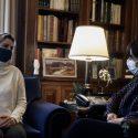 ΝΕΑ ΕΙΔΗΣΕΙΣ (Η Σοφία Μπεκατώρου στο Προεδρικό Μέγαρο – Συναντήθηκε με τη Σακελλαροπούλου)