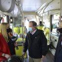 ΝΕΑ ΕΙΔΗΣΕΙΣ (Ο Κώστας Καραμανλής δοκίμασε τα ηλεκτρικά λεωφορεία!)