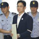 ΝΕΑ ΕΙΔΗΣΕΙΣ (Ν. Κορέα: Ο αντιπρόεδρος της Samsung καταδικάστηκε σε ποινή φυλάκισης 2,5 ετών)