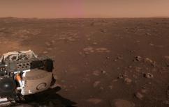 ΝΕΑ ΕΙΔΗΣΕΙΣ (NASA: Νέες εντυπωσιακές εικόνες και βίντεο από την επιφάνεια του Άρη)