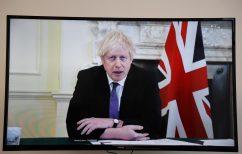 ΝΕΑ ΕΙΔΗΣΕΙΣ (Βρετανία: Ο Τζόνσον αισιόδοξος για πλήρη άρση των περιορισμών στις 21 Ιουνίου)