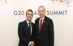 ΝΕΑ ΕΙΔΗΣΕΙΣ (Ερντογάν σε Μακρόν: Η συνεργασία Τουρκίας- Γαλλίας έχει «πολύ σοβαρή προοπτική»)