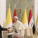 ΝΕΑ ΕΙΔΗΣΕΙΣ (Πάπας Φραγκίσκος από Ιράκ: «Ας σιγήσουν τα όπλα»)