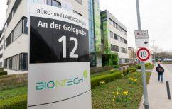 ΝΕΑ ΕΙΔΗΣΕΙΣ (BioNTech: Παραγωγή 2,5 δισ. δόσεων του εμβολίου της εντός του 2021)