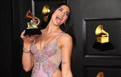 ΝΕΑ ΕΙΔΗΣΕΙΣ (Grammys 2021: Η καυτή εμφάνιση της Dua Lipa~ Οι μεγάλοι νικητές (vid))