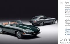 ΝΕΑ ΕΙΔΗΣΕΙΣ (Η Jaguar γιορτάζει τα 60ά γενέθλια του εμβληματικού E-type)