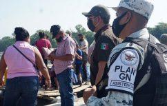 ΝΕΑ ΕΙΔΗΣΕΙΣ (Μεξικό: Χιλιάδες στρατιώτες στα σύνορα για την αναχαίτηση μεταναστών)