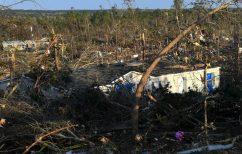 ΝΕΑ ΕΙΔΗΣΕΙΣ (Πέντε νεκροί από ανεμοστρόβιλο στην Αλαμπάμα των ΗΠΑ)