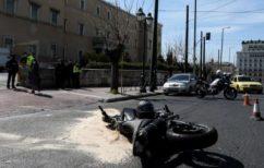 ΝΕΑ ΕΙΔΗΣΕΙΣ (Τροχαίο έξω από την Βουλή: Εγκεφαλικά νεκρός ο 23χρονος Ιάσονας, συντετριμμένη η Μπακογιάννη)