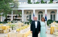 ΝΕΑ ΕΙΔΗΣΕΙΣ (Εγκαινιάστηκε ο νέος ιστότοπος του Τραμπ)