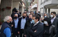 ΝΕΑ ΕΙΔΗΣΕΙΣ (Τσίπρας από σεισμόπληκτες περιοχές: Αυτό που προέχει τώρα είναι να δοθούν οι αποζημιώσεις)