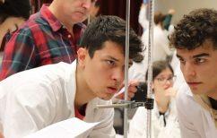 ΝΕΑ ΕΙΔΗΣΕΙΣ (Κωνσταντίνος Μαρκόπουλος: Ο Έλληνας μαθητής που έγινε δεκτός στο Yale με υποτροφία 97%)