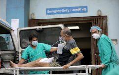 ΝΕΑ ΕΙΔΗΣΕΙΣ (Η Ινδία στο έλεος του κορωνοϊού: Χωρίς οξυγόνο και φάρμακα ~ Αναμένει διεθνή βοήθεια)