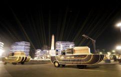 ΝΕΑ ΕΙΔΗΣΕΙΣ (Οι Φαραώ παρέλασαν στους δρόμους του Καΐρου (vid))