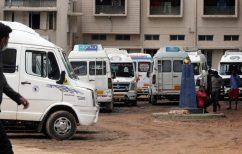 ΝΕΑ ΕΙΔΗΣΕΙΣ (Ινδία: 13 νεκροί εξαιτίας πυρκαγιάς σε ΜΕΘ νοσοκομείου για ασθενείς με Covid-19)