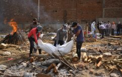 ΝΕΑ ΕΙΔΗΣΕΙΣ (Ινδία: Περισσότεροι από 4.000 οι νεκροί το τελευταίο 24ωρο)