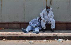 ΝΕΑ ΕΙΔΗΣΕΙΣ (ΠΟΥ: «Παγκόσμιας ανησυχίας» το ινδικό στέλεχος του κορωνοϊού)
