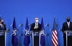 ΝΕΑ ΕΙΔΗΣΕΙΣ (Στόλτενμπεργκ: «Νέο κεφάλαιο στις σχέσεις του ΝΑΤΟ με το Αφγανιστάν»)