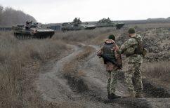 ΝΕΑ ΕΙΔΗΣΕΙΣ (DW: Η Ουκρανία αναζητά στρατιωτική βοήθεια απέναντι στη Ρωσία)