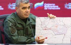 ΝΕΑ ΕΙΔΗΣΕΙΣ (Μάχες στα σύνορα Βενεζουέλας-Κολομβίας: 8 στρατιώτες νεκροί)