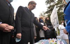 ΝΕΑ ΕΙΔΗΣΕΙΣ (FINANCIAL TIMES:Η γενναιοδωρία της σερβικής      διπλωματίας εμβολίων ντροπιάζει την Ε.Ε)