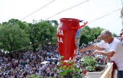 ΝΕΑ ΕΙΔΗΣΕΙΣ (Κέρκυρα: Χιλιάδες κόσμου στην πρώτη Ανάσταση για το έθιμο των «μπότηδων»)