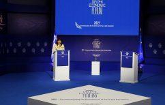 ΝΕΑ ΕΙΔΗΣΕΙΣ (Σακελλαροπούλου: Η Ελλάδα σταδιακά και προσεκτικά επιστρέφει στην κανονικότητα)