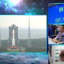 ΝΕΑ ΕΙΔΗΣΕΙΣ (Απογειώθηκε το διαστημόπλοιο που εκτελεί την 1η αποστολή τριών αστροναυτών στον διαστημικό σταθμό της Κίνας)