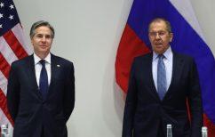 ΝΕΑ ΕΙΔΗΣΕΙΣ (Λαβρόφ και Μπλίνκεν συμφώνησαν ότι ΗΠΑ και Ρωσία είναι έτοιμες να λύσουν τα προβλήματα)