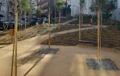 """ΝΕΑ ΕΙΔΗΣΕΙΣ (Ανθίζουν τα """"πάρκα τσέπης"""" του Δήμου Αθηναίων)"""
