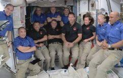 ΝΕΑ ΕΙΔΗΣΕΙΣ (Επέστρεψε στη Γη η κάψουλα της SpaceX με τέσσερις αστροναύτες από τον ISS)