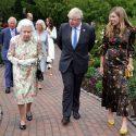 ΝΕΑ ΕΙΔΗΣΕΙΣ (Η βασιλική οικογένεια υποδέχεται τους ηγέτες της Συνόδου G7)