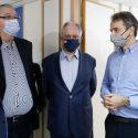 ΝΕΑ ΕΙΔΗΣΕΙΣ (Στο νέο εμβολιαστικό κέντρο Ιωαννίνων ο Μητσοτάκης)